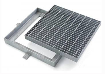 Steel Grating Used As Trench And Drainage Grating