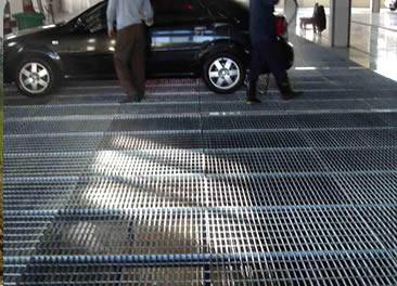 Pressure Lock Bar Grating