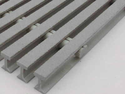 A gray color transformer grating on the white background.